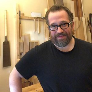 Will O'Connor, Woodworker Handyman in Brooklyn, NY, portrait